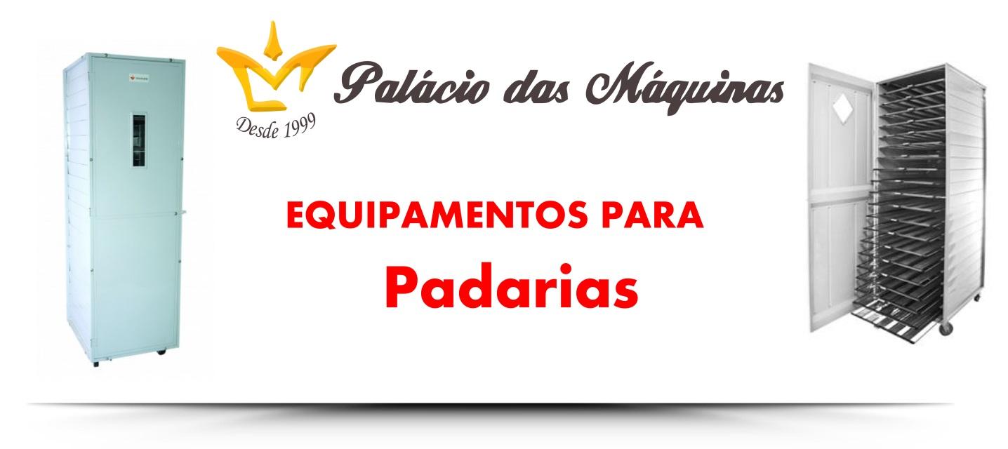 Palacio das Máquinas Equipamento para Padarias