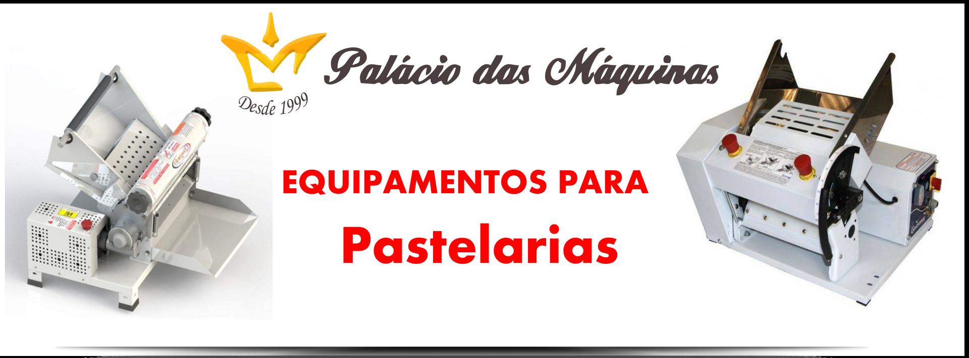 Palacio das Máquinas Equipamentos para Pastelarias