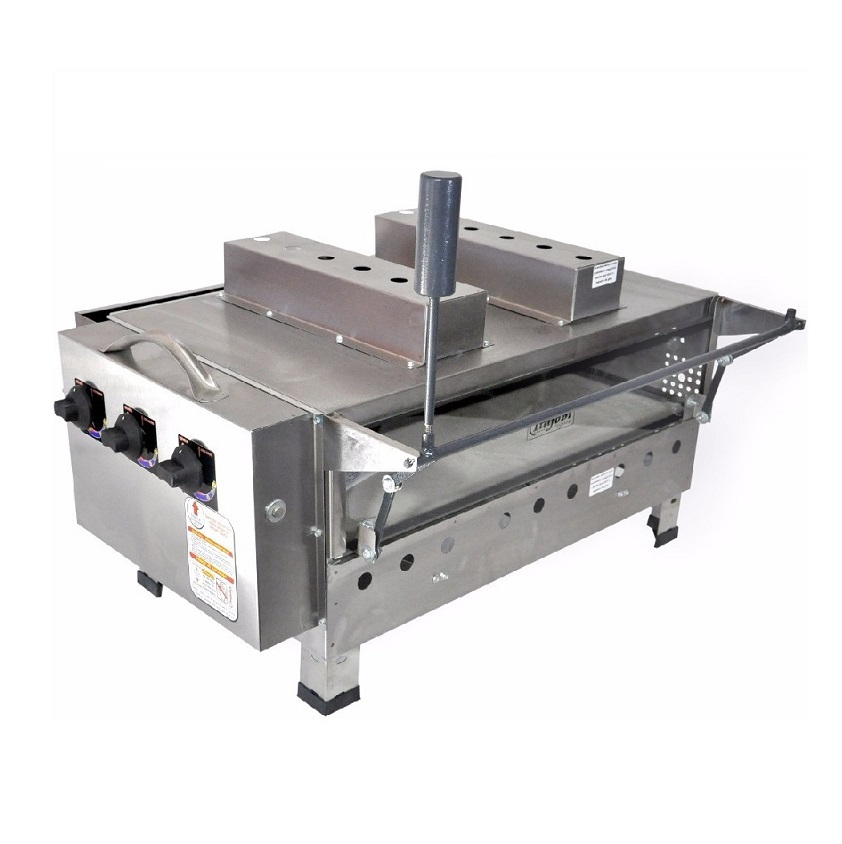 Pizza gril Itajobi 3 Palacio das Máquinas Equipamentos para Estabelecimentos Comerciais